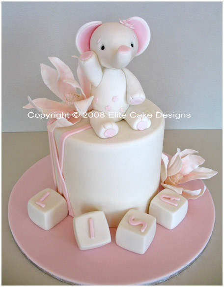 for baby girls cross http www squidoo com baptism cakes