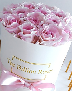 The Billion Roses Birthday Cake