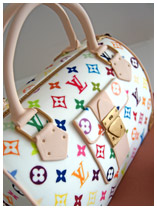 Louis Vuitton Handbag Novelty Birthday Cake