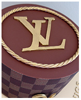 Louis Vuitton Mens or Ladies Birthday cake