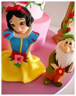 Disney Princesses Girls Birthday Cake