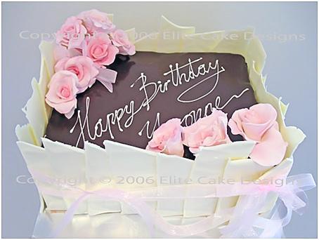 French Birthday Cake Brisbane