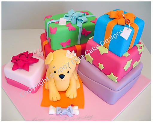 Doggy Novelty Cake, 1st Birthday Cakes, Kid Birthday Cakes Sydney