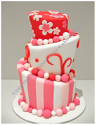 2011 Birthday Cake Gallery