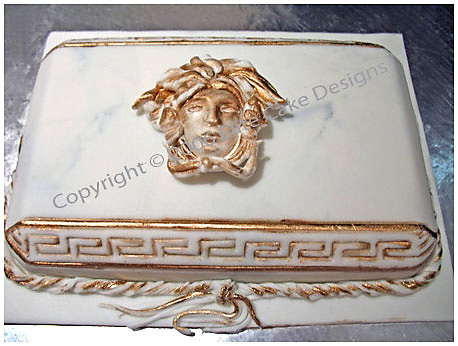 Gianni Versace Cake By Elitecakedesigns Sydney