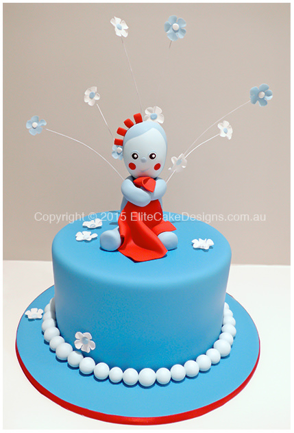 Iggle Piggle - In the night garden kids birthday cake in Sydney