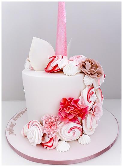 Return To Birthday Cake Gallery Unicorn