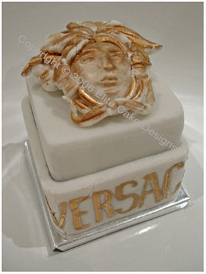 Versace Mini Cakes Sydney Bonboniere Cakes For Wedding