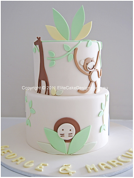 Cake Design Animal : Animal Cakes Cake Ideas and Designs