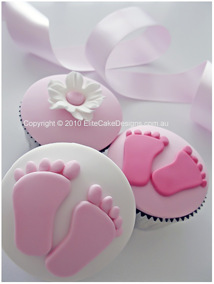 Impressive Feet Baby Shower Cupcakes 437 x 580 · 39 kB · jpeg