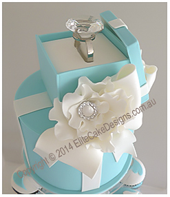 tiffany and co wedding cake server amp co engagement cupcakes by elitecakedesigns sydney 20990