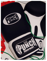 Boxing Gloves Novelty Birthday Cake
