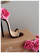 Christian Louboutin Stiletto Cake