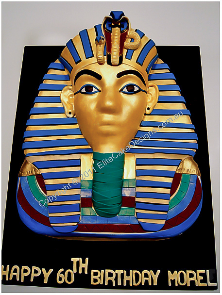 Fabulous Egyptian Novelty Cake Pharaoh Novelty Cake Sydney Egyptian Funny Birthday Cards Online Necthendildamsfinfo