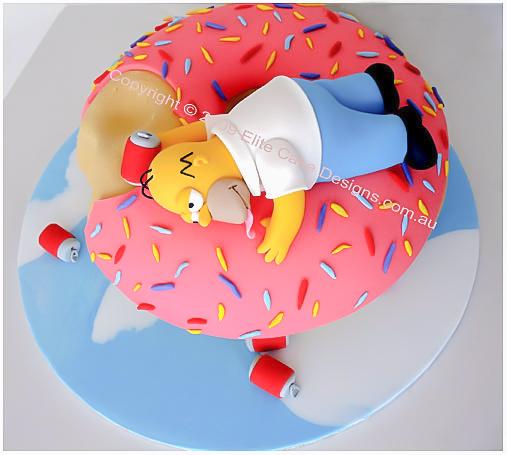 Cake Design For Dad