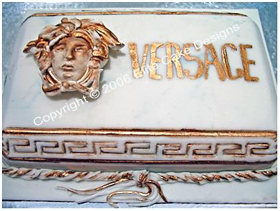 Versace Novelty Cake Novelty Cakes Sydney 21st Birthday