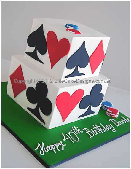 Fantastic Casino Birthday Cake Casino Novelty Cake 21St Birthday Cakes Funny Birthday Cards Online Unhofree Goldxyz