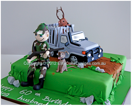 Hunter Novelty Birthday Cake Novelty Cakes Sydney 21st Birthday