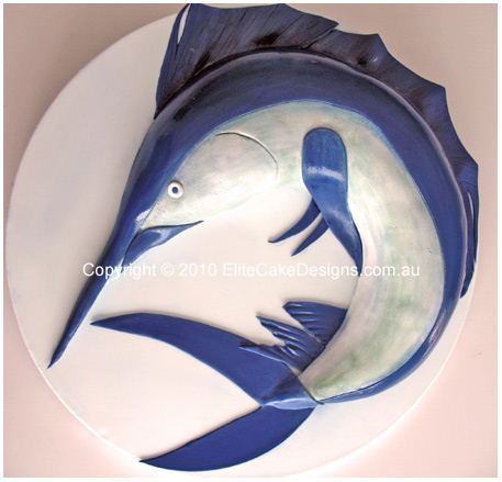 Marlin Novelty Birthday Cake Novelty Cakes Sydney 21st Birthday
