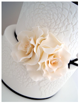 Camilla Rose Wedding Cake