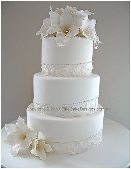 Outstanding Elegant Lily Wedding Cake 457 x 589 · 64 kB · jpeg