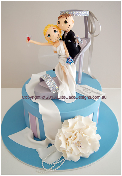 Stiletto Theme Wedding Novelty Cake Novelty Cakes Sydney